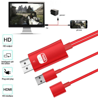 Ally Phone Usb HDTV Cable Lightning Type C hdmi kablosu