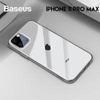 Baseus Simplicity Series iPhone 11 Pro Max 6.5inch(2019) Şeffaf Gel Silikon Kılıf