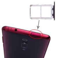 Xiaomi Redmi K20-K20 Pro- Mİ9T-9T Pro Sim Hafıza Kart Kapağı Tutucu