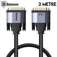 Baseus Enjoyment Series DVI TO DVI HDTV Projector Kablo 2 Metre