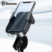 Baseus Armor Motorcycle holder-Motosiklet-Bisiklet Telefon Tutucu