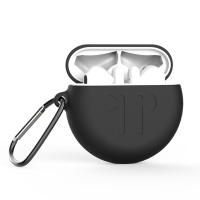 Huawei FreeBuds 3 Bluetooth İçin Silikon Kılıf+Anahtarlık