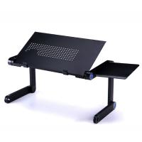 Ally Yükseklik Ayarlı Soğutuculu Portatif Katlanabilir Laptop,iPad Sehpası Stand