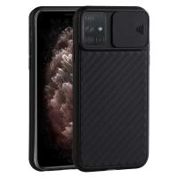 Ally Samsung Galaxy A71 Kılıf Kamera Kapatan koruyucu Sürgülü Kılıf
