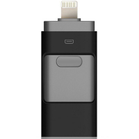 ALLY İPhone İOS 64GB Flash Drive OTG Usb Bellek +Micro USB Android