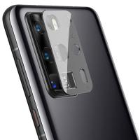 Huawei P40Pro+ Plus Kamera Koruma Cam+ Metal Lens full Set Birleşik