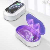 ALLY 15W Hızlı Kablosuz Wireless Şarj+Ultraviyole Sterilizer- Uv box