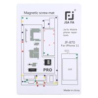 JIAFA JF-870 iPhone 11 Pro  Mıknatıslı Çalışma Hasırı Vida Gostergeli