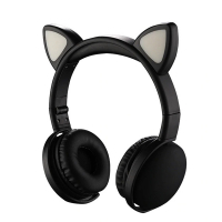 ALLY Kedi Kulak Kulaküstü Bluetooth 5.0 Kablosuz Kulaklık