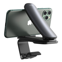 Baseus Big Mouth Pro 360 Araç Torpido Uzeri Telefon Tutucu Kit Mandalı