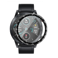 Honor Magic Watch 2 46mm 3D Ekran Koruyucu Full Kaplama PC+PMMA HD