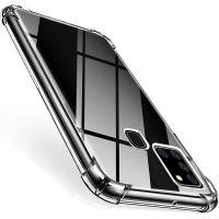 ALLY SM Galaxy M51 2.0mm Şeffaf Silikon kılıf Shockproof kılıf