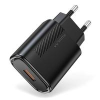 KUULAA USB  QC3.0 18W  Hızlı Şarj Cihazı Şarj Aleti
