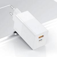 KUULAA 65W Gan Hızlı Şarj Aleti QC-PD 3.0 Hızlı Macbook Pro Şarj Aleti