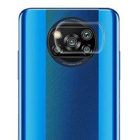 Xiaomi POCO X3  Tempered Cam Kamera Koruyucu