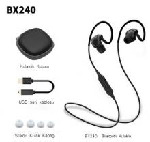 Plextone Bx240 İpx5 Su Geçirmez Sport Bluetooth Kulaklık