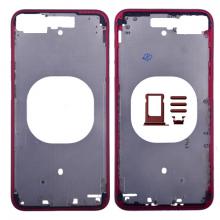 İPhone 8  Plus Orta Kasa Ve Sim Kapağı Tutucu