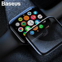 BASEUS APPLE WATCH 1,2,3,38MM 3D KAVİSLİ FULL KIRILMAZ CAM
