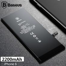 Baseus Orjinal İPhone 6 2200 Mah Yüksek Kapasiteli Pil Batarya