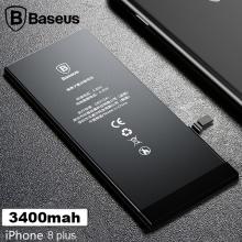 BASEUS ORJİNAL İPHONE 8 PLUS 3400 mAh PİL BATARYA