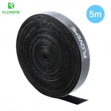 Floveme 5 Metre Magic Tape Kablo Sarıcı Ve Düzenleyici