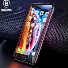 Baseus İPhone 8 Plus 7 Plus 6S-6Plus  3D 0,23mm Full Kırılmaz Cam Ekran Koruyucu