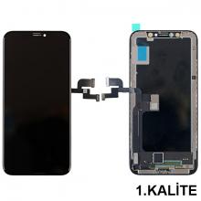 İPhone X Oled Lcd Ekran Dokunmatik Touch 1 Kalite Yumuşak Oled