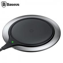 Baseus Metal Wireless 10w Hızlı Kablosuz Şarj Cihazı S9 Note 9 İphone 8 X,Xs