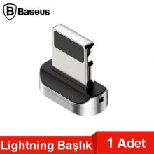 Baseus Zinc Magnetic Manyetik İPhone 7-8-XS,XR Başlık