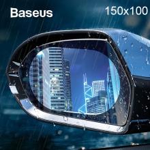 Baseus 150X100 Anti Sis Yağmur Geçirmez Hidrofobik dikiz aynası Film 2 adet