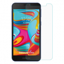 Samsung Galaxy A2 Core Tempered Kırılmaz Cam Ekran Koruyucu