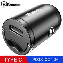Baseus Tiny Star Mini PPS Type-C Port 30W Hızlı Araç Şarj Cihazı