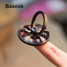 Baseus wheel Ring Bracket 360 Döner Yüzük Telefon Tutucu Stand
