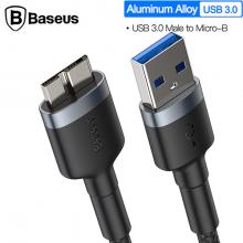 Baseus cafule Cable USB3.0 Male TO Micro-B 2A Şarj Veri Kablosu