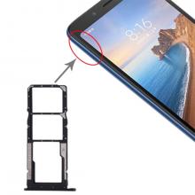 Xiaomi Redmi 7A Sim Hafıza Kart Kapağı Tutucu