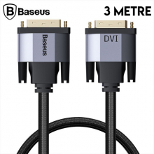 Baseus Enjoyment Series DVI TO DVI HDTV Projector Kablo 3 Metre