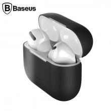 Baseus Super Thin Silica Gel Apple AirPods Pro İnce Silikon Kılıf