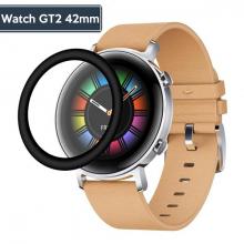 Huawei Watch Gt2 42MM 3D Kavisli Pet Ekran Koruyucu