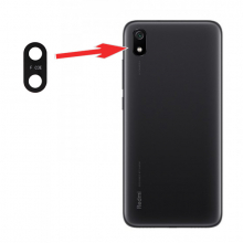 Xiaomi Redmi 7A  Arka Kamera Camı Lens