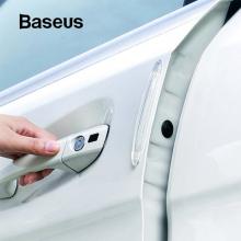 Baseus Airbag Bumper-Araç Şeffaf Tampon Scratch Çizik Koruyucu 4 adet Set