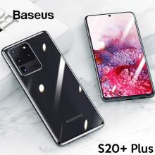 Baseus Simple Case Samsung Galaxy S20+PLus Şeffaf Silikon Kılıf