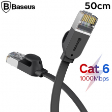 Baseus high Speed Six types of RJ45 Gigabit Ethernet kablosu (round cable)0.5m