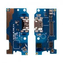 ASUS Zenfone 4 Max ZC520KL X00HD Şarj Soket Mikrofon Bordu