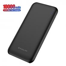 KUULAA-AB10 10000mAh Portable Ultra ince Power Bank