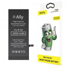 ALLY iPhone 8 2050 Mah Yüksek Kapasiteli Pil Batarya