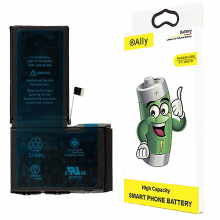 ALLY iPhone X 3050 Mah Yüksek Kapasiteli Pil Batarya
