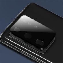 Ally SM Galaxy S20 Ultra 3D Kamera Koruyucu Cam+ Metal Lens