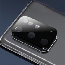 Ally SM Galaxy S20+Plus 3D Kamera Koruyucu Cam+ Metal Lens