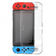 Baseus GS07 Nintendo Switch İçin Şeffaf Koruyucu Kılıf
