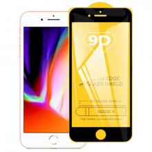 ALLY iPhone 8 Plus -7 Plus 9D Full Glue Tempered Cam Ekran Koruyucu